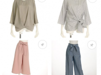aircloset太めぽっちゃり体型に似合いそうな服